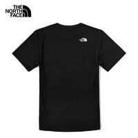 THE NORTH FACE 北面 SS21 男士快干衣短袖T恤