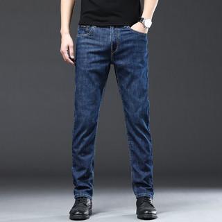 pierre cardin 皮尔·卡丹 PW221100800 男士牛仔裤