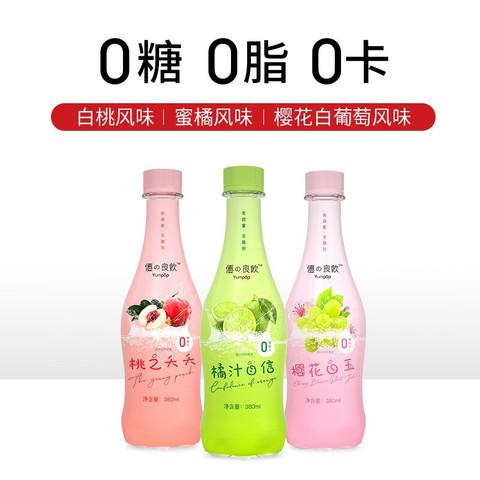 (Yumpop) 苏打气泡水 380ml*6瓶装