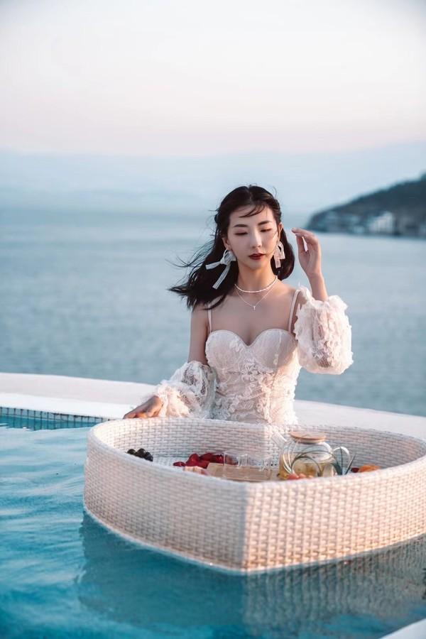 大理松云精品海景度假酒店 私人花园双床房/奢华海景大床房2晚 含早餐+接/送1次+旅拍