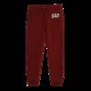 Gap 盖璞 碳素软磨系列 男女款休闲裤 618882 暗红色 XXL