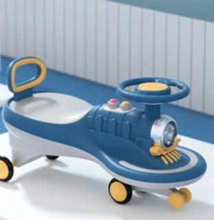 mloong/曼龙 儿童扭扭车 魔力蓝