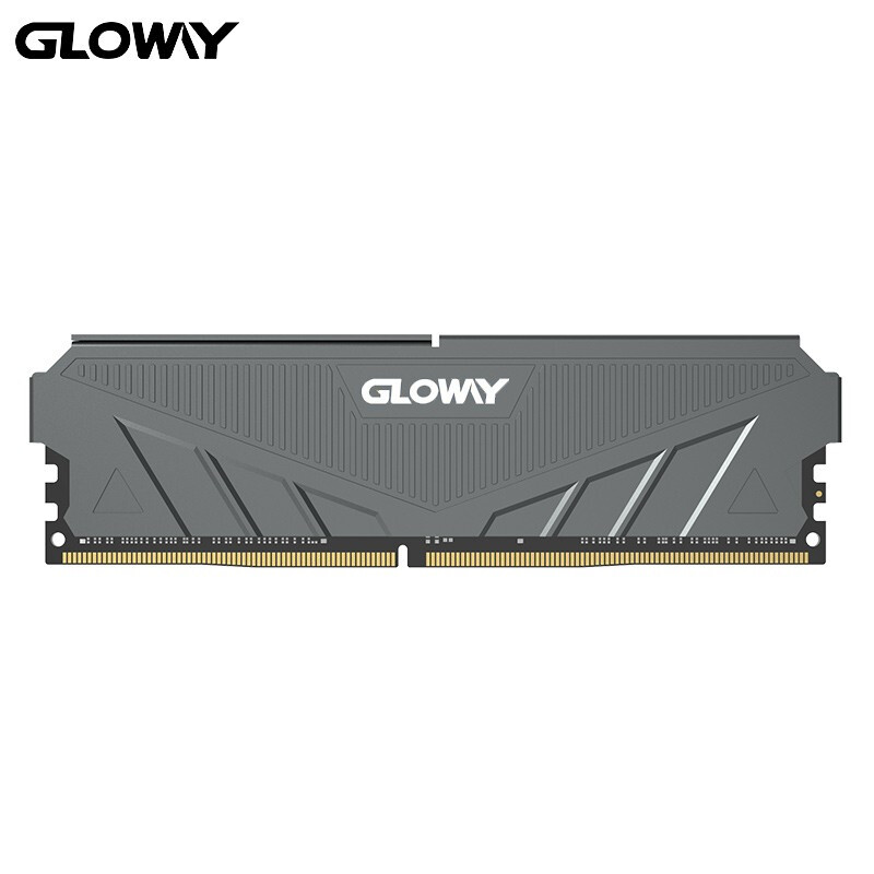 GLOWAY 光威 天策系列 DDR4 3000MHz 台式机内存条 8GB 摩登灰