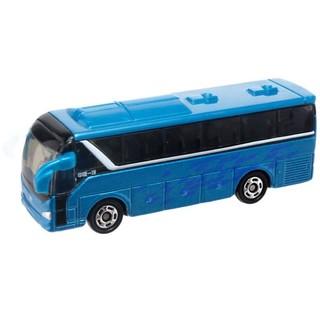 TAKARA TOMY 多美 455011 CN-14一汽解放客车 篮色