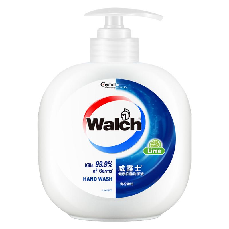 Walch 威露士 青柠盈润型健康抑菌洗手液 480ml