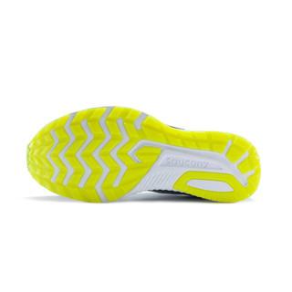 saucony 索康尼 Clarion 号角 2 男子跑鞋 S20553-3 深兰柠檬黄 40