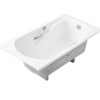 TOTO 东陶 PAY1750HP 嵌入式浴缸 1.7m 带扶手款