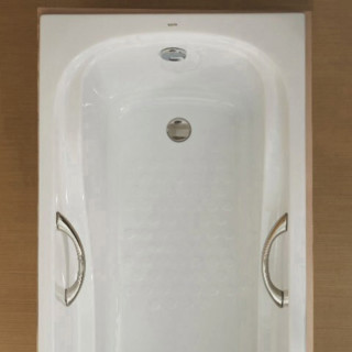 TOTO 东陶 PAY1550HP 嵌入式浴缸 1.5m 带扶手款
