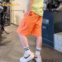 balabala 巴拉巴拉 男童短裤