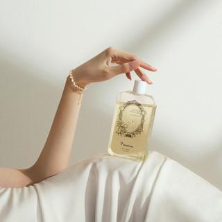 PLUS TWO 普拉斯兔 魔镜系列氨基酸沐浴露套装 (基底液300ml+#34烟酰胺安瓶10ml+#54蓝色风铃草香水安瓶10ml)