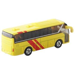 TAKARA TOMY 多美 457237 CN-15一汽解放客车 黄色