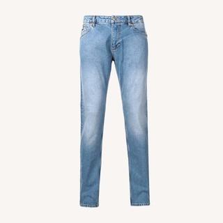 Versace JeansCouture 范思哲 男士棉质牛仔裤长裤 A2GZA0O4 60564