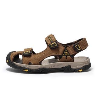 CAMEL 骆驼 A022307392 男士休闲凉鞋