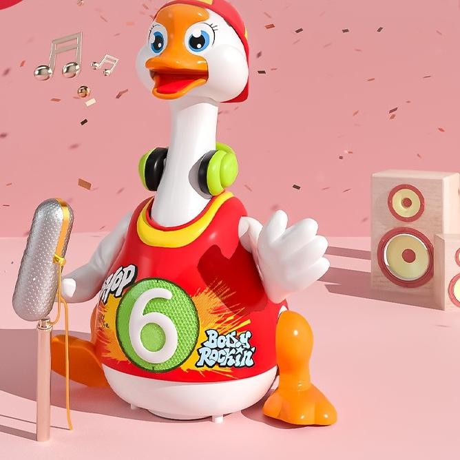 Huile TOY'S 汇乐玩具 充电版摇摆鹅 D828C