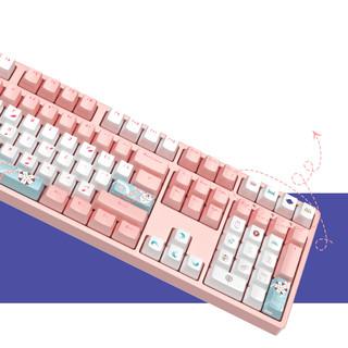 iKBC C210狐の樱 108键 有线机械键盘