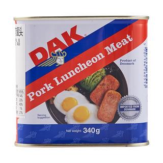 DAK 银标猪肉午餐肉罐头340g