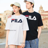 FILA 斐乐 LM153RW5 男女款短袖T恤