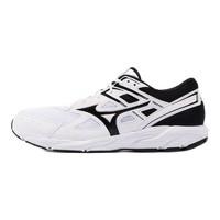 Mizuno 美津浓 Maximizer 23 中性跑鞋 K1GA210002 黑白 42.5