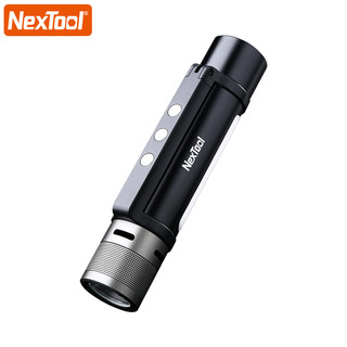 NexTool/纳拓 户外六合一雷鸣手电夜行户外活动应急充电宝多用手电