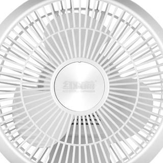 DHS 红双喜 CA10-R 空气循环扇 磨砂白 数显遥控款