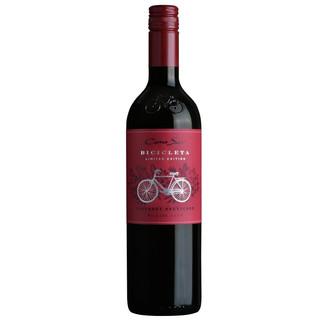 Cono Sur 柯诺苏西拉 自行车限量版 赤霞珠干红葡萄酒 750ml*6支