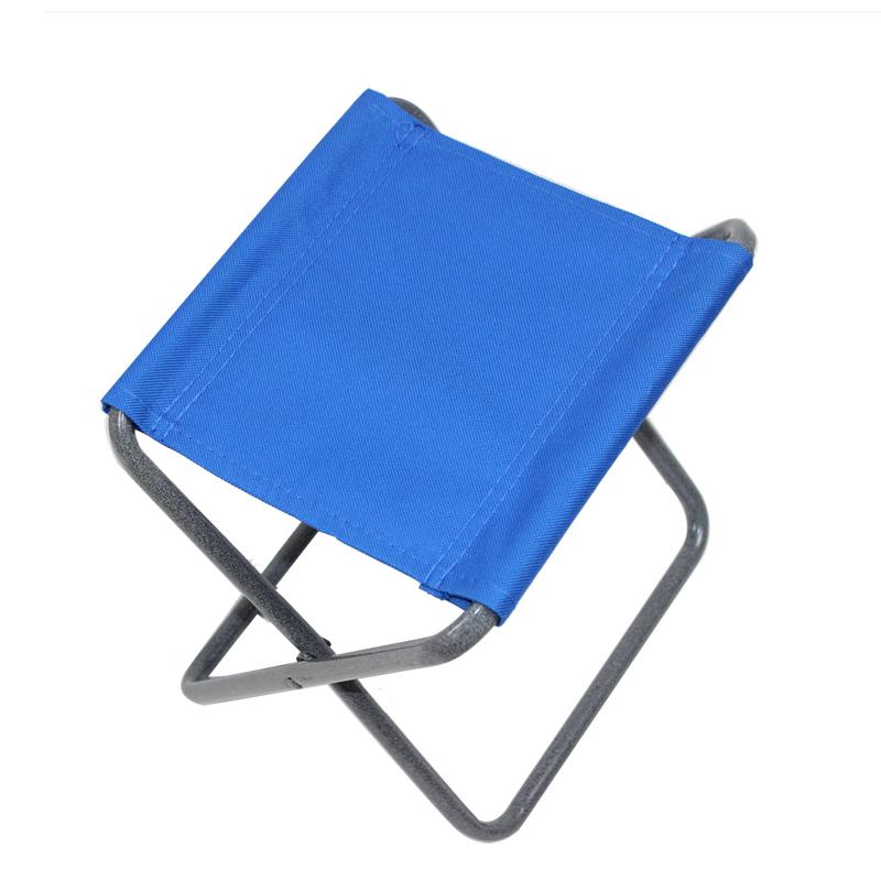 珍昂新品折叠椅小凳子便携式钓鱼凳马扎矮凳沙滩椅休闲椅承重200 颜色随机