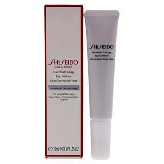 资生堂( Shiseido)女土必备能量眼部定型液-0.550z护理