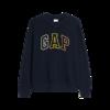 Gap 盖璞 碳素软墨系列 男女款圆领卫衣 665548 海军蓝 XXL