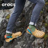 Crocs 卡骆驰 Crocs洞洞鞋拖鞋男鞋卡骆驰经典特林克骆格情侣沙滩鞋凉鞋206340