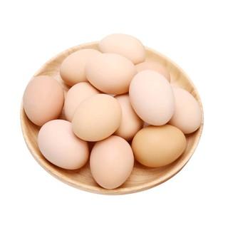 寻鲜鸟40枚谷物土鸡蛋当日产生鸡蛋新鲜正宗农家土鸡蛋整箱包邮