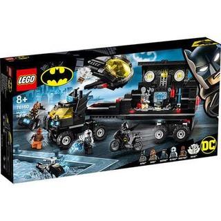 LEGO 乐高 超级英雄系列 76160 移动式蝙蝠基地