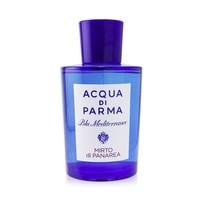 补贴购:ACQUA DI PARMA 帕尔玛之水  蓝色地中海 桃金娘加州桂 中性淡香水 150ml