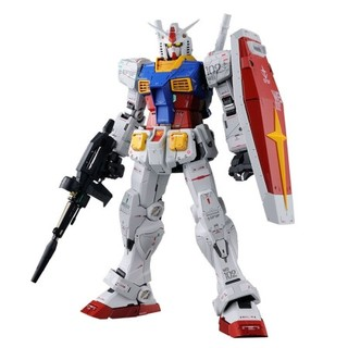 BANDAI 万代 Gundam PG Unleashed 1/60 RX-78-2 元祖
