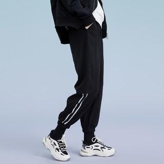 热风 F028W1530001 女士休闲卫裤