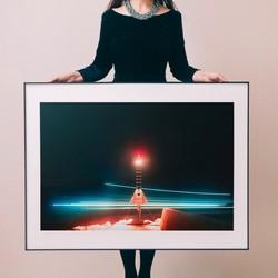PICA Photo 拾相记 挪威艺术家 奥斯汀·艾斯普隆《冬眠 27号》28x33 cm 内衬装裱 限量 50 版次