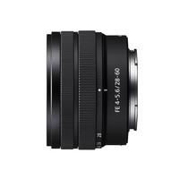 SONY 索尼 FE 28-60mm F4-5.6 全画幅标准变焦镜头(SEL2860)