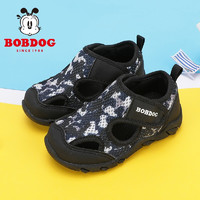 BoBDoG 巴布豆  魔术贴儿童机能鞋