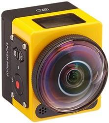 Kodak 柯达 Kodak SP360 16 MP 数码相机 1 英寸光学图像稳定变焦 LCD 黄色