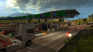 《Euro Truck Simulator 2(欧洲卡车模拟2)》PC数字版游戏