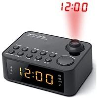 中亚Prime会员:Muse M-178 P 收音机闹钟 带时间投影