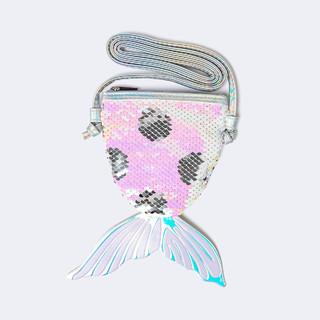 balabala 巴拉巴拉 儿童人鱼尾亮片单肩包