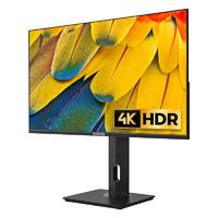 松人 T270LG 27英寸IPS显示器(3840×2160、60Hz、100%sRGB)