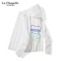 La Chapelle 拉夏贝尔  女童连帽轻薄防晒衣