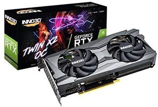 INNO3D GeForce RTX 3060 TWIN X2 OC 12Go