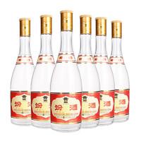 汾酒 山西杏花村酒 53度 黄盖 475mL*6瓶