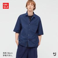 UNIQLO 优衣库 +J系列 440373 男士衬衫