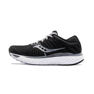 saucony 索康尼 Hurricane飓风 22 男子跑鞋 S20544-40 黑白 42