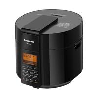 Panasonic 松下 SR-S50K8 电压力锅 5L 黑色
