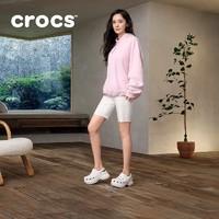 Crocs 卡骆驰 杨幂同款 206302-100 沙滩洞洞鞋