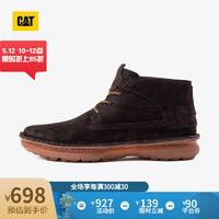 CAT 卡特彼勒 P724827J3ADC36  男士工装靴